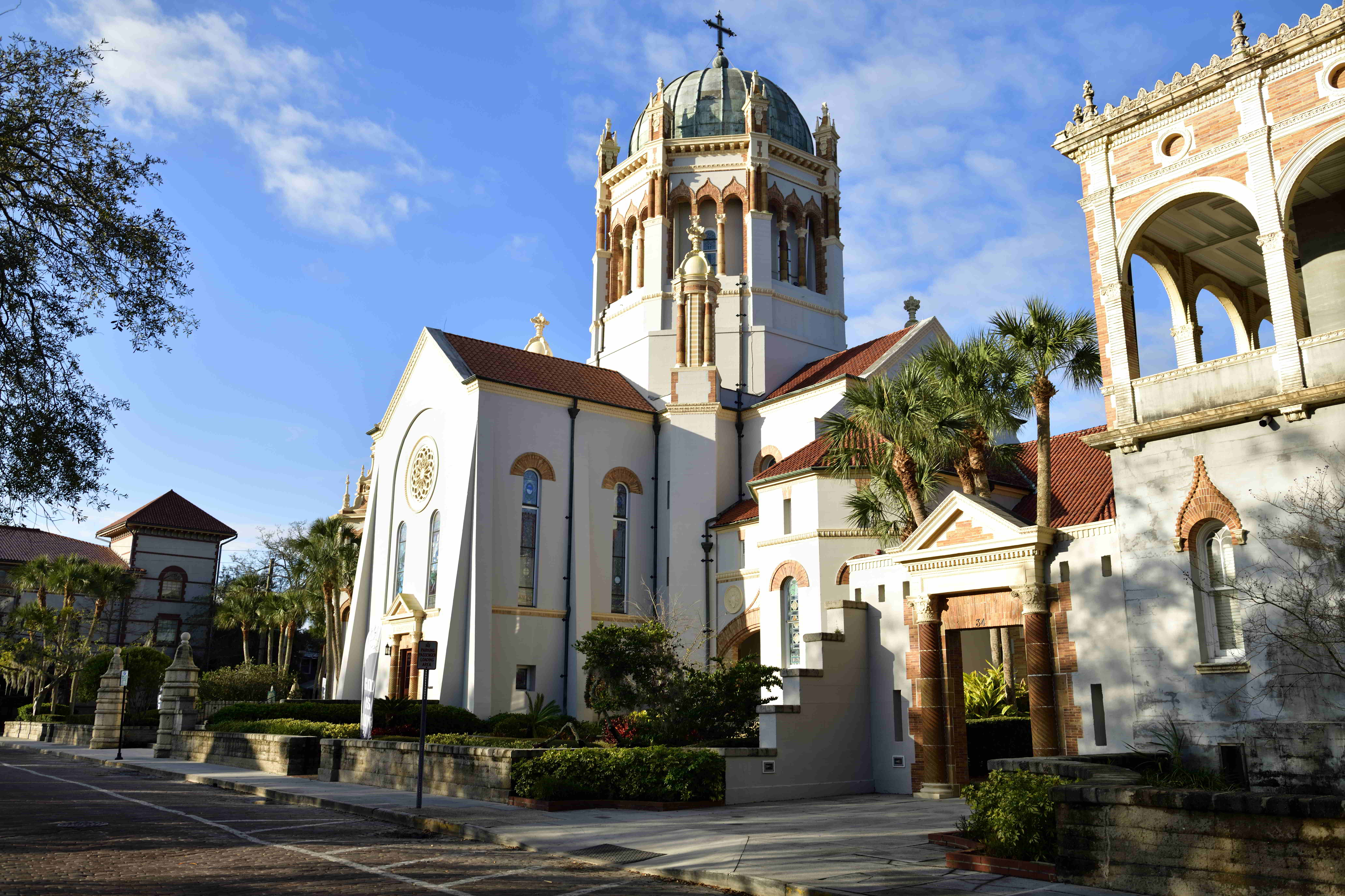 St. Augustine's Varied and Amazing Architecture