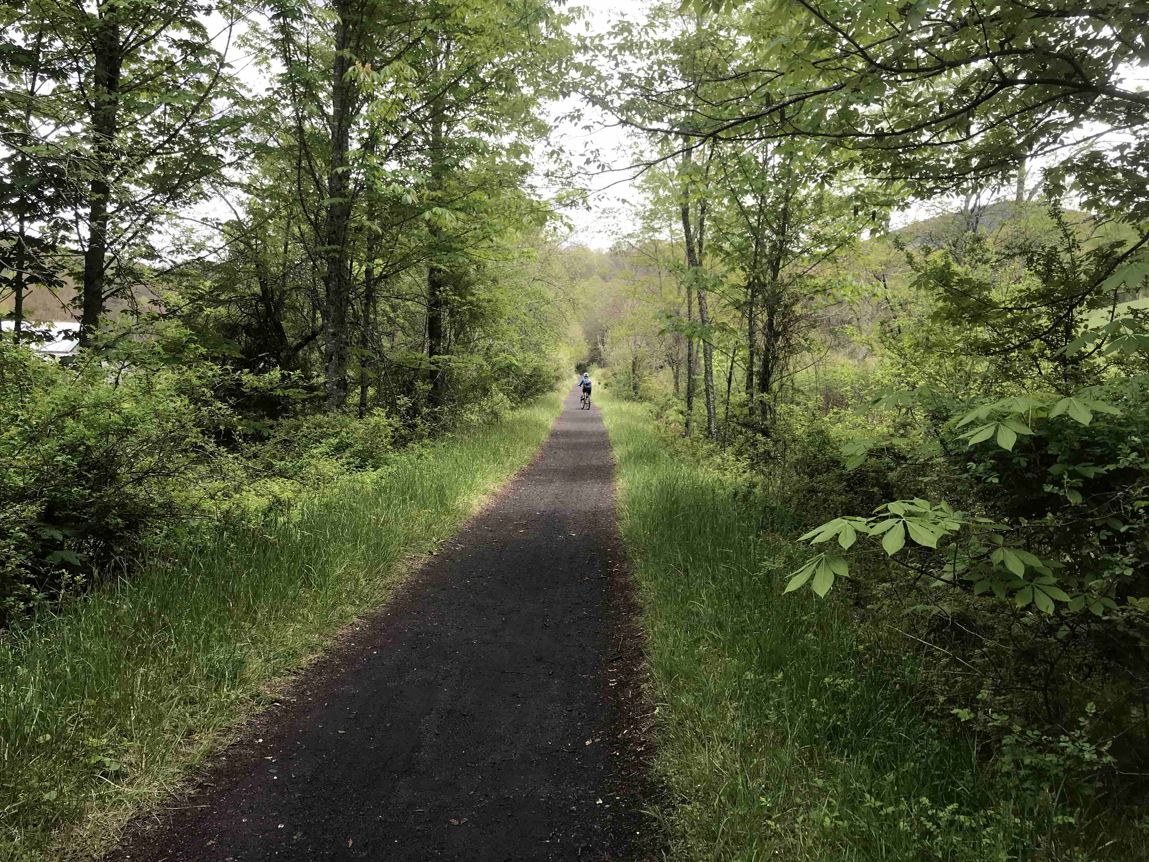 Abingdon And The Virginia Creeper Trail
