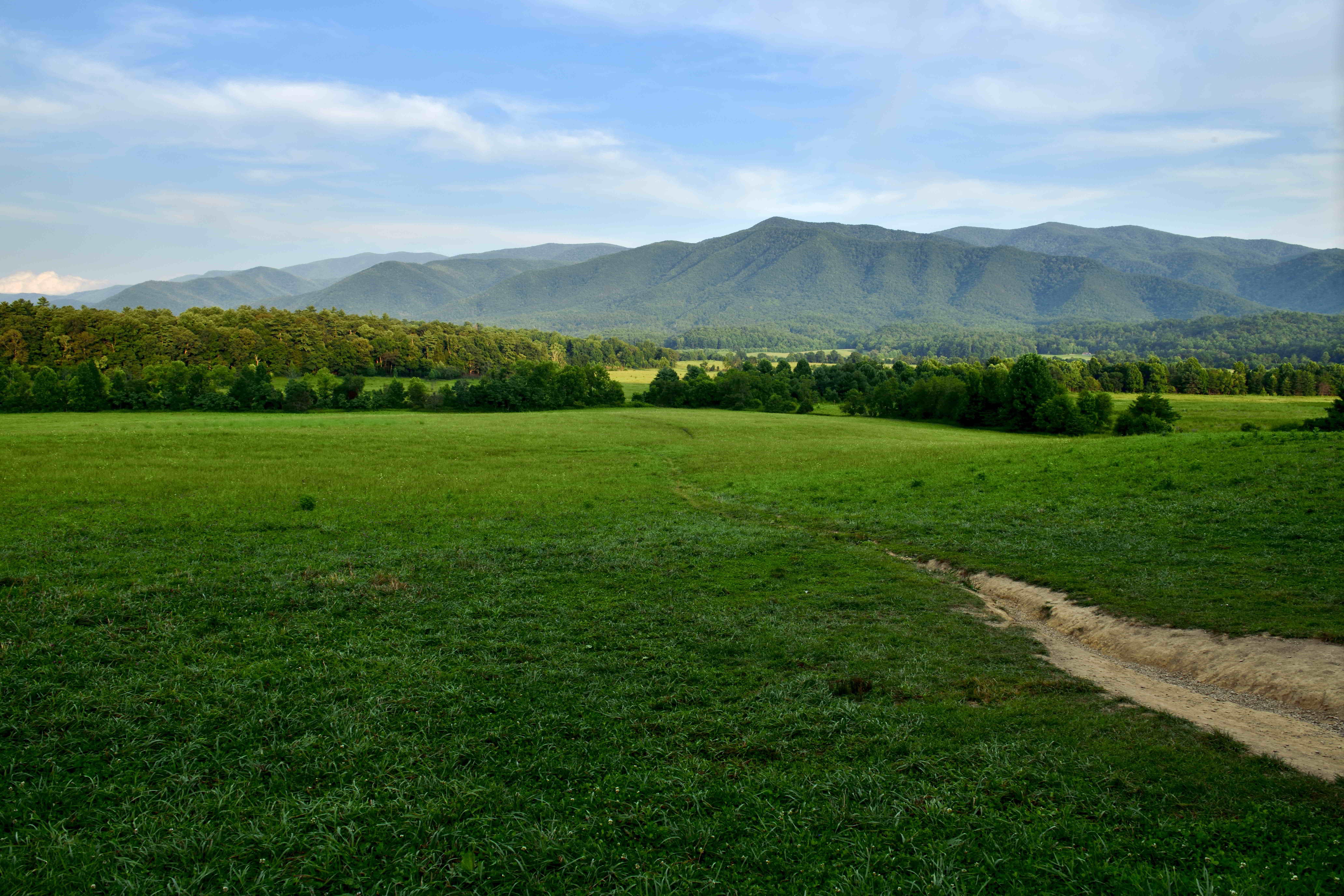 Baileyton KOA to Smoky Mountains National Park
